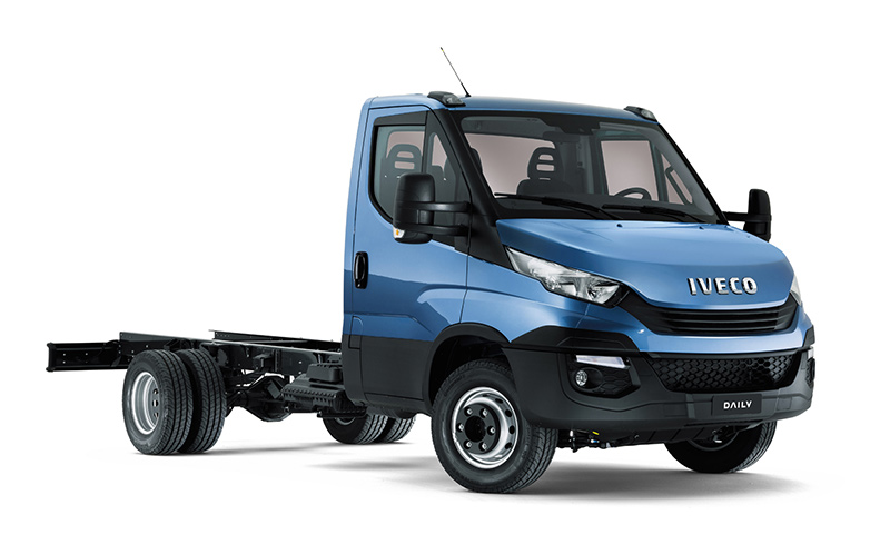 IVECO Daily Euro 6 Chassis Cab
