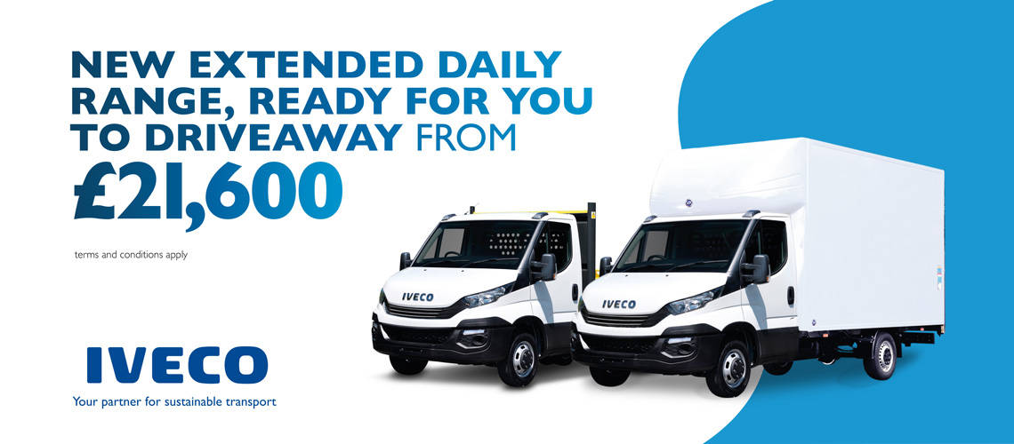 Extended Daily Driveaway Programme