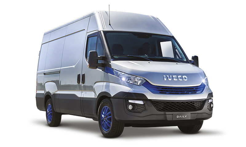 IVECO Daily Hi-Matic Natural Power