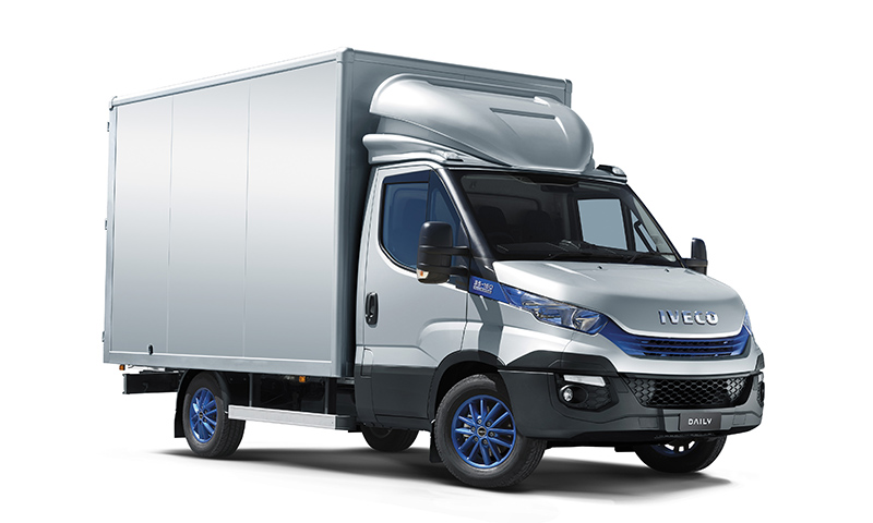 IVECO Daily Euro 6 RDE 2020 Ready