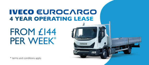 IVECO Eurocargo 4 Year Operating Lease