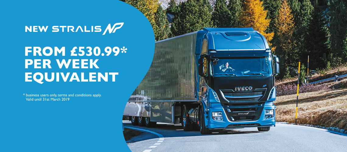 New Stralis NP Operating Lease