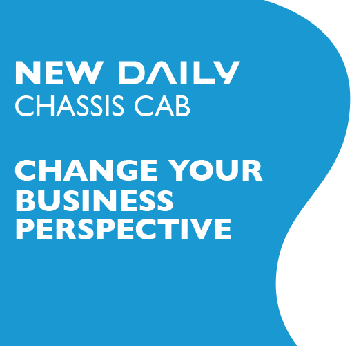 The New Daily Chassis Cab - Change Your Business Perspective