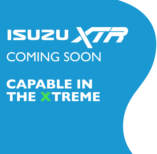 Isuzu XTR Coming Soon
