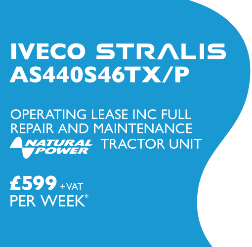 IVECO Stralis Operating Lease