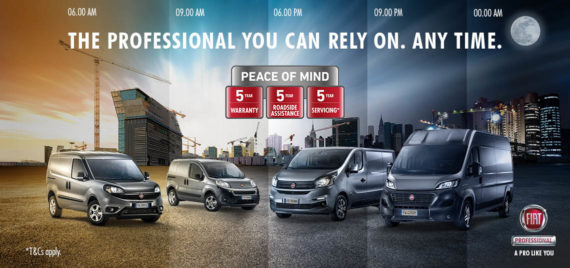 Fiat – 5 years peace of mind
