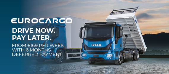 EUROCARGO DRIVE NOW PAY LATER
