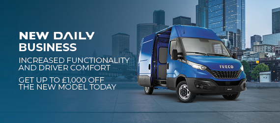 IVECO – New Daily Business