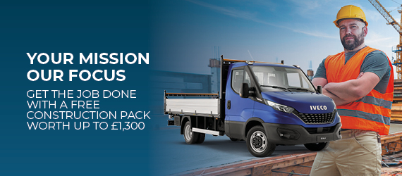 IVECO – Construction Pack Campaign