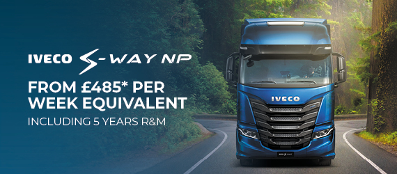 IVECO – S-Way NP Operating Lease